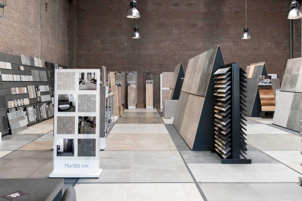 Showroom Tegel en Natuursteen Brabant